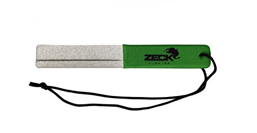 Zeck Hook Sharpener Hakenschärfer - Schleifstein für Angelhaken, Diamant Hakenschärfer, Hakenschleifer, Hakenschleifstein