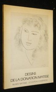 Dessins de la donation Matisse par Le Cateau-Cambrésis Musée Matisse