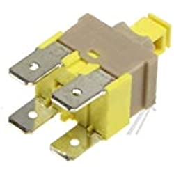 Recamania AS0001782 81782445 Interrupteur pour lave-vaisselle Fagor, Edesa, Teka