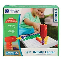 Educational Insights Learning Ressourcen Design & Drill Activity Center