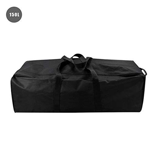 Belukies Faltbare Reisetasche Faltbar Leichte Sporttasche Mit Schulterriemen Leichte Falt-Reisetasche Aus Reißfestem Polyester, 50/100/150 Liter, Tragegurt