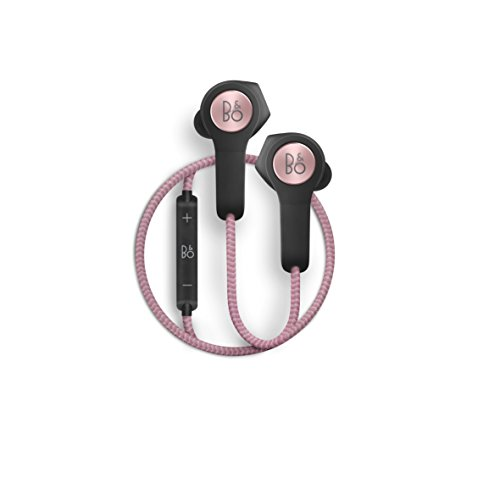 B&O PLAY by Bang & Olufsen Beoplay H5 Auricolari Bluetooth Wireless, Rosa
