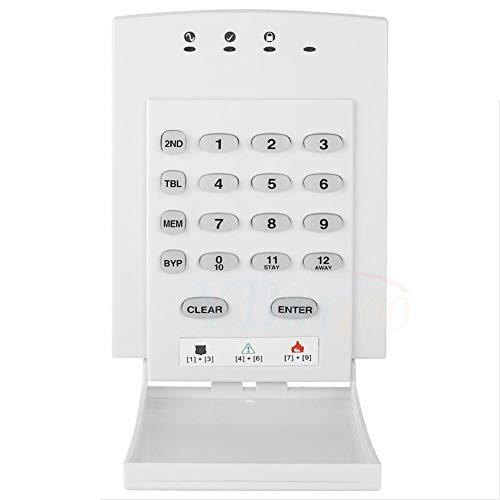 Home Burglar - Sistema de Seguridad antirrobo con Alarma para Mantener tu hogar Seguro