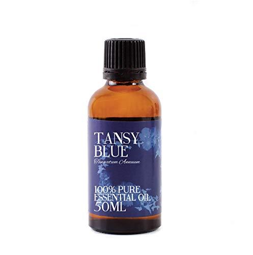 Mystic Moments Ätherisches Öl Tansy Blue, 50 ml, 100% rein - Blaue Rainfarn Ätherisches Öl