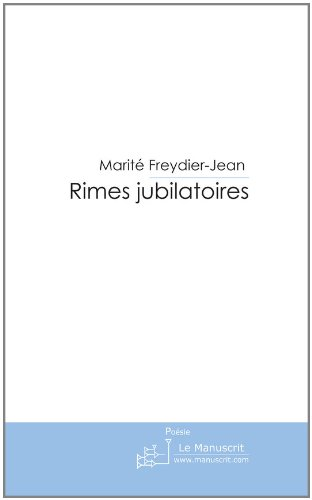 Lire Rimes jubilatoires pdf, epub ebook
