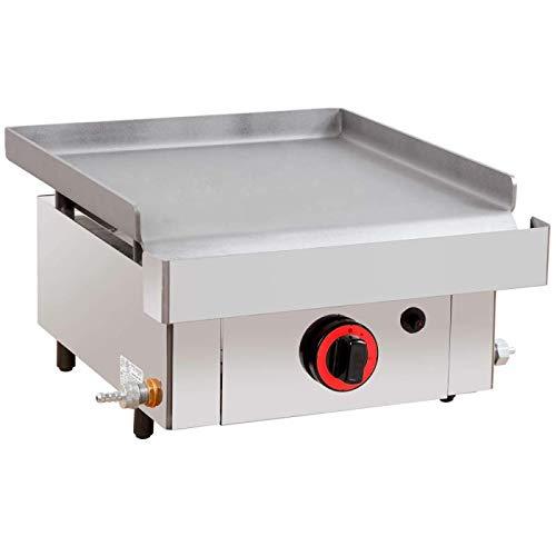 Plancha a gas industrial cocina - MBH