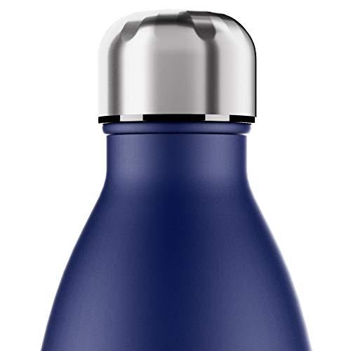 Zoom IMG-1 proworks bottiglia acqua in acciaio