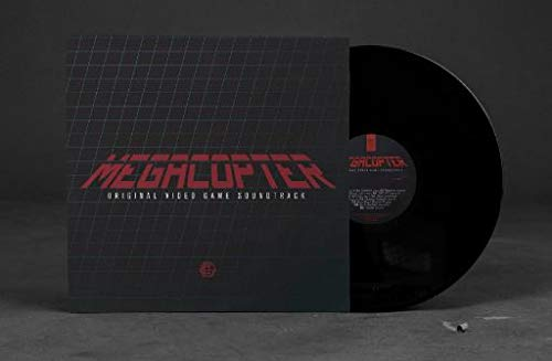 Megacopter Original Video Game Soundtrack (Limited Edition Numbered Vinyl #/300) (Video Ost Game)