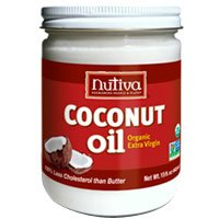 Nutiva Organic Virgin Coconut Oil by Nutiva