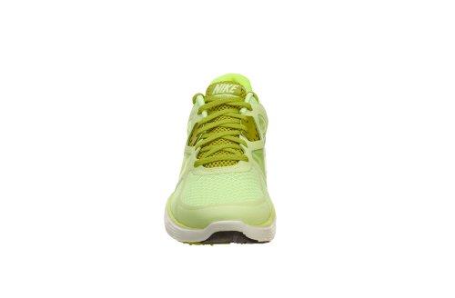 Nike Donna Wmns Af1 Low Id Eco Cupsole scarpe sportive Liquid Lime/Mtlc Pltnm