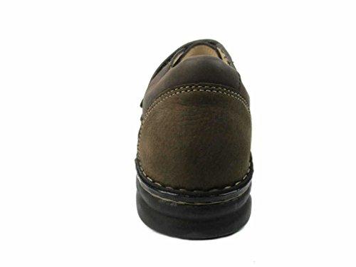 Finn Comfort 01112-901074, Mocassini uomo Marrone