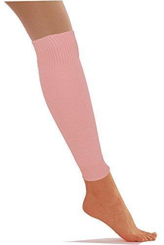 B & S Trendz bambini cesto assortiti UV gamma scaldamuscoli Dance Fancy Dress Accessory Baby Pink Small