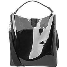 Schwarze Handtasche von Hallhuber