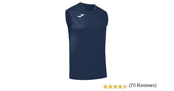 Camiseta Combi Marino S//M Joma/ /Maglietta Combi Navy S//M per Uomo Unisex Adulto