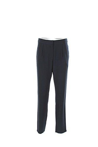 Pantalone Donna Ichi Xs Blu 20100970 Primavera Estate 2016
