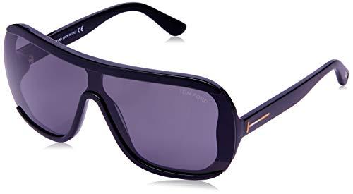 Tom Ford Herren FT0559 01A 00 Sonnenbrille, Schwarz, 150