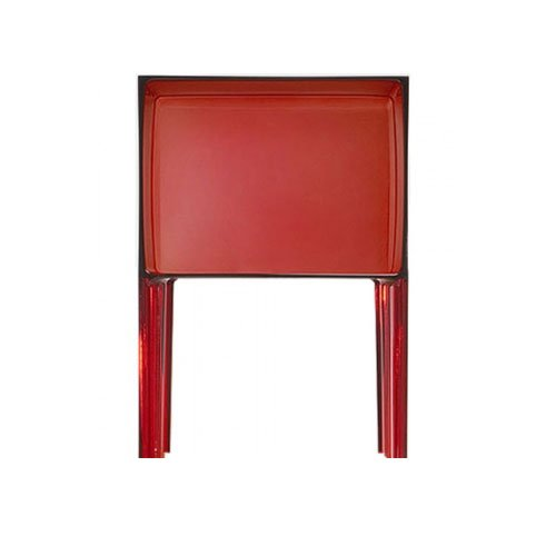 Kartell+3220V5+-+Comodino+Small+Ghost+Buster,+Colore:+Rosso