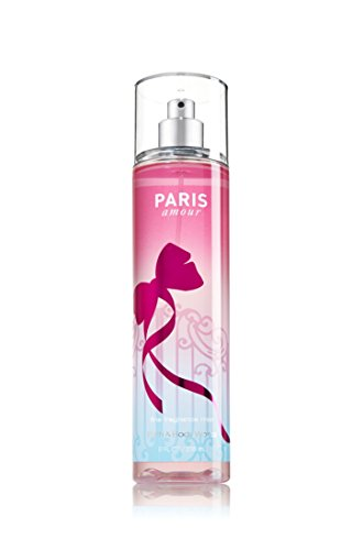 Bath & Body Works Signature Collection PARIS AMOUR Fine Fragrance Mist 8 oz / 236 mL