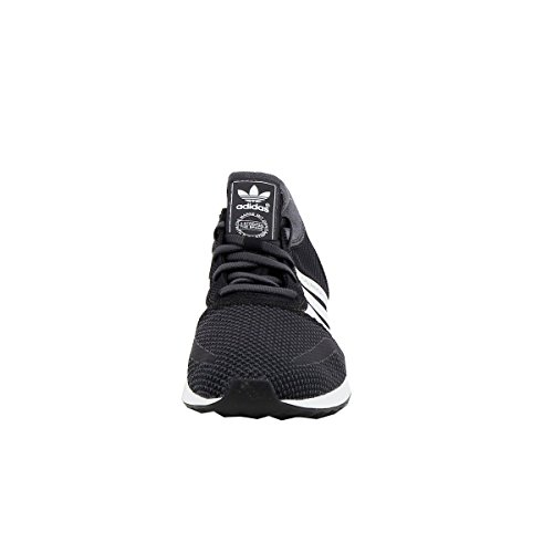 Adidas Los Angeles Scarpe Low-Top, Uomo Nero