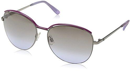 Hogan - occhiali da sole ho0049 aviatore, 12z gradient rose / grey