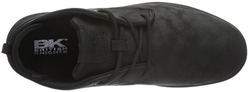 British Knights Herren Calix High-Top Schwarz (black/black 02)