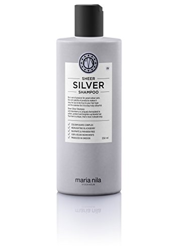 Maria Nila Sheer Silver Shampoo 350 ml - 4.5 Star rating & 15 Reviews