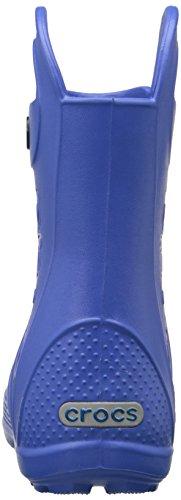 Blau Sea Gummistiefel crocs Blue Handle Jungen Rain It Boot xzC7Yqa
