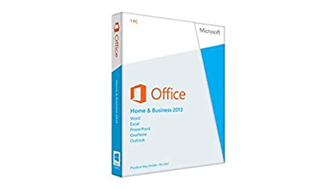 Microsoft Office Home and Business 2013 - Lizenz - 1