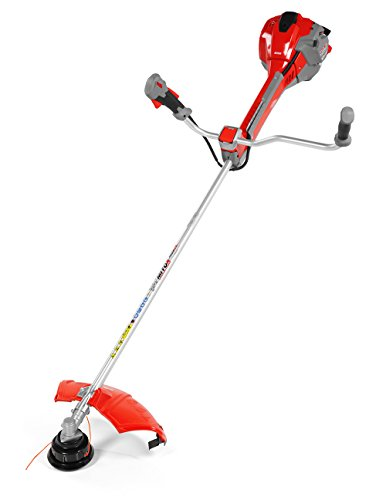 Mitox 450UX Premium plus Petrol Brushcutter, Red