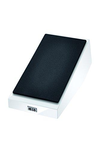 Geschlossener 2-Wege Atmos-Zusatzlautsprecher | Dolby Atmos-zertifiziertes Top-Firing-Modul, Farbe:Schwarz ()