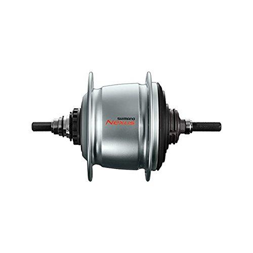 Taylor-Wheels Nabe Hinterrad Shimano SG-C6010-8VAS Nexus 8 Gang Premium Silber 36 Loch