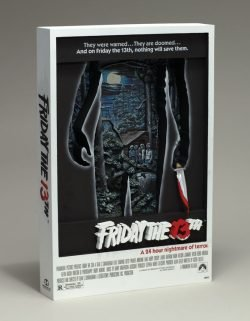 Image of Friday the 13th - McFarlane Toys 3-D Movie Poster