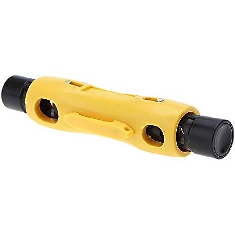 Vycloud (TM) Mini herramienta multi alicates coaxial coaxial Speedy separador del cable de desmontaje del alambre alicates Herramienta ferramentas alicates multiusos