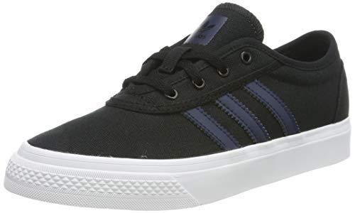 f3cbc510 adidas Adi-Ease J J, Chaussures de Skateboard Mixte Enfant, Noir Core Black/
