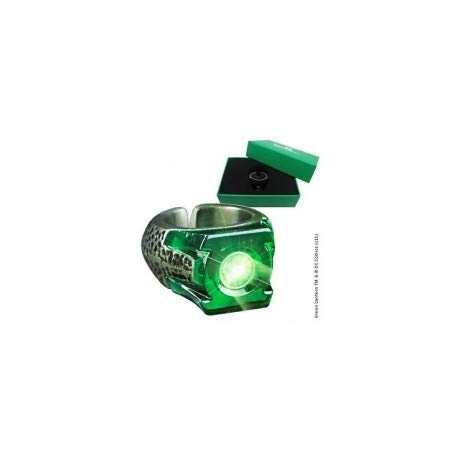 The Noble Collection Green Lantern Light-Up Ring () Costume Accessory