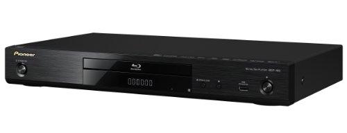 Pioneer BDP-160 - Reproductor de Blu-ray (2.1 kilog), negro