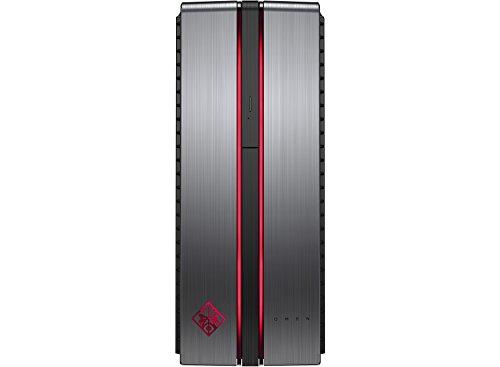 HP Omen 870–203NS 3.6GHz i7–7700Schreibtisch grau PC