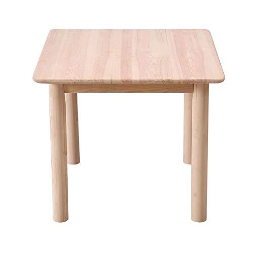 Tische CJC Tabelle Stühle Hocker Kindergarten Sets, Hölzern Kinder Schreibtisch Jungs Mädchen Unisex Aktivität Spielzimmer Tagespflege Vorschule (Farbe : 1 Table)