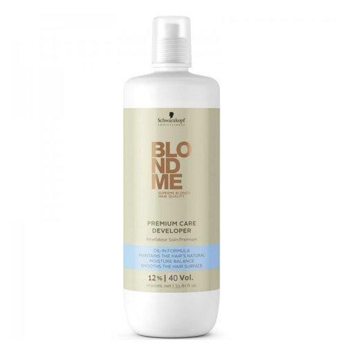 Schwarzkopf Blondme Activ Premium 12% Lotion Capillaire Activatrice 1 L
