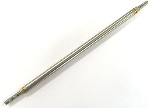 CalderCraft Acier Inoxydable 4 mm fileté Arbre 250 mm de Long | Big Liquidation