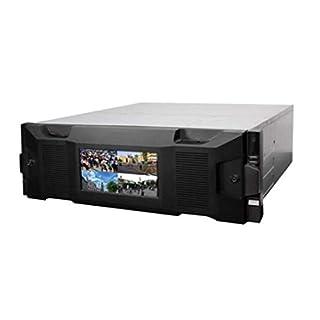 hdview 256Kanal NVR Raid-Unterstützung 24Hot-Swap Festplatten, bis zu 8MP, ONVIF, 256Kanal NVR nvr724d