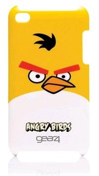 Gear4 Angry Birds Schutzhülle für Apple iPod touch 4G gelb