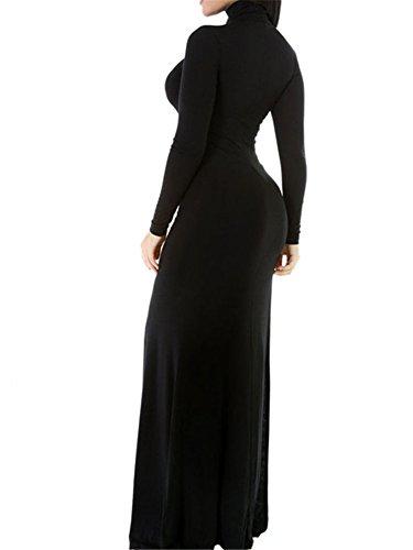 Cfanny - Robe - Cocktail - Femme Noir