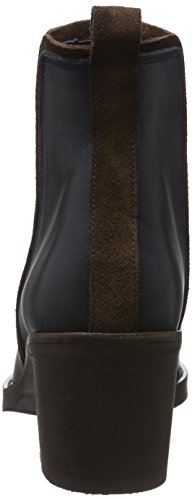 Marc Shoes Damen Savona Kurzschaft Stiefel Blau (Ocean Comb. 00008)
