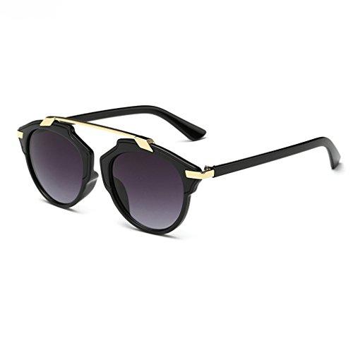 QHGstore Telaio Womens uomini datati occhiali da sole all'aperto Eyewear di plastica #1