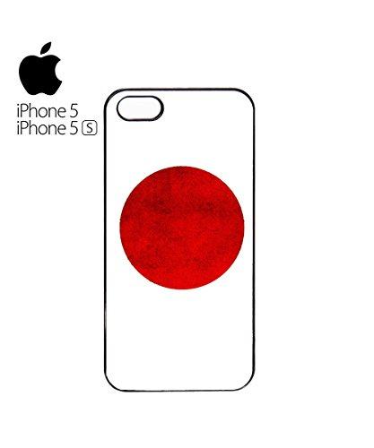 Japan Flag Vintage Retro Japanese Nihon Mobile Phone Case Cover iPhone 5c White Blanc