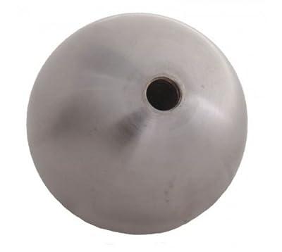 VA Hohlkugel 60 mm mit M8 Gewinde - V2A (S017430) von Edelstahldiscounter bei Du und dein Garten