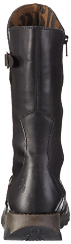 2 Sexo London 005 Do Feminino Meus Fly Pretas Botas black qHwxn6aU
