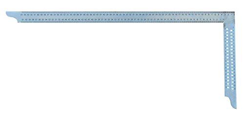 hedue V082 Zimmermannswinkel ZV 800 mm mit mm-Skala Typ A und Anreißlöcher