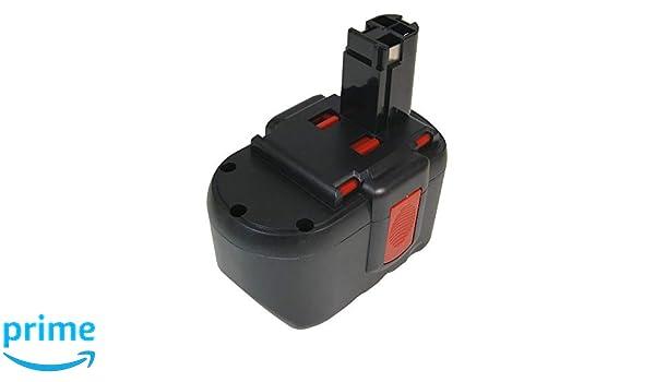 1.5Ah battery for 24V BOSCH GST 24V Cordless Jigsaw 12524 13624 52324